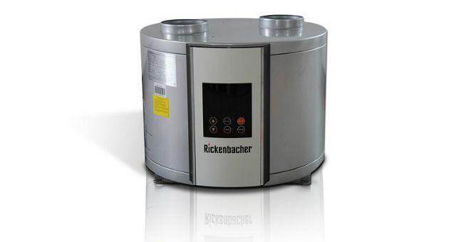 Pompy ciepła marki Rickenbacher w ofercie Wolf-Technika Grzewcza
