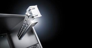 Szyna Rittal do zabudowy wewnętrznej w obudowach sterowniczych Kompakt AE