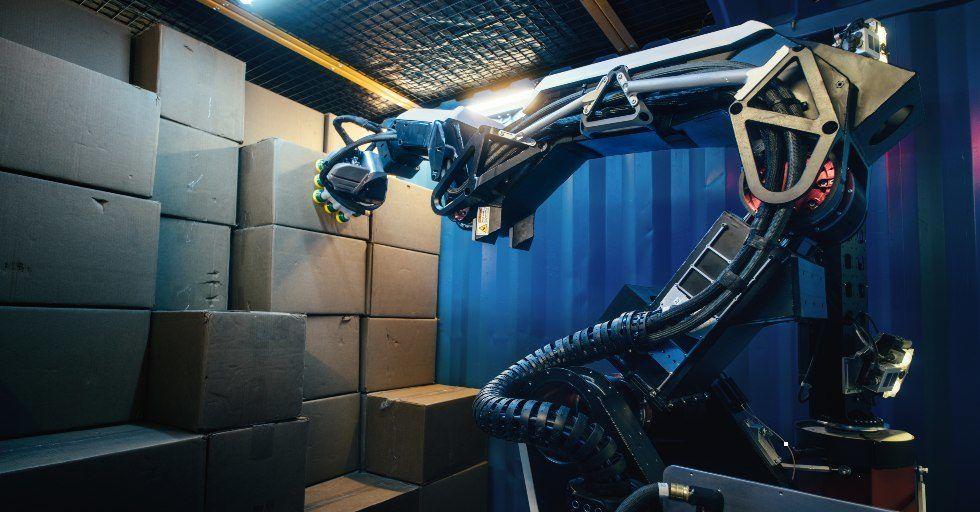 Boston Dynamics stworzył robota do pracy w halach magazynowych