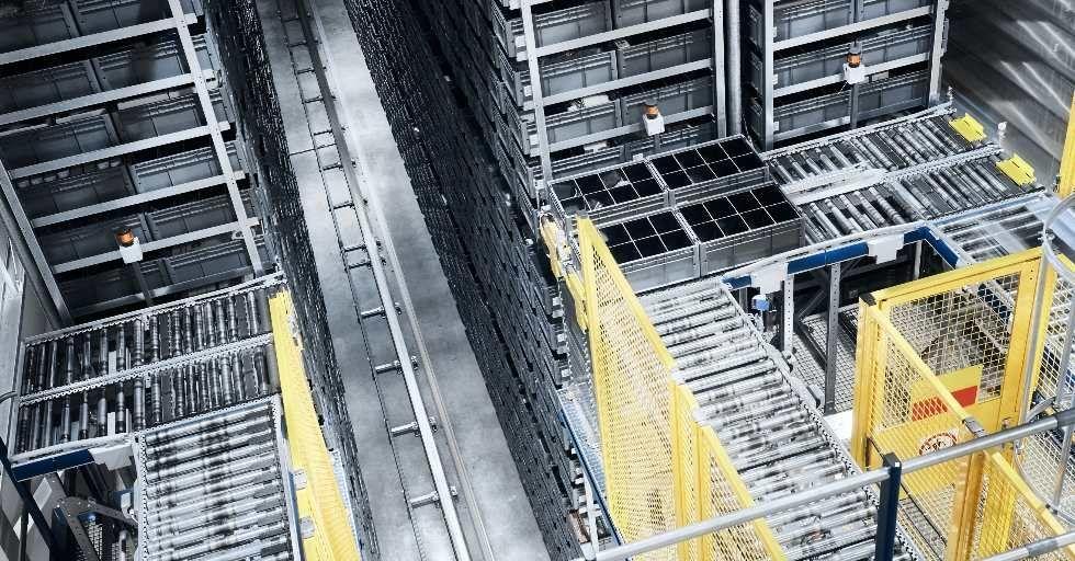 RAPORT: rozwój rynku automatyki magazynowej na świecie – wrzesień 2021
