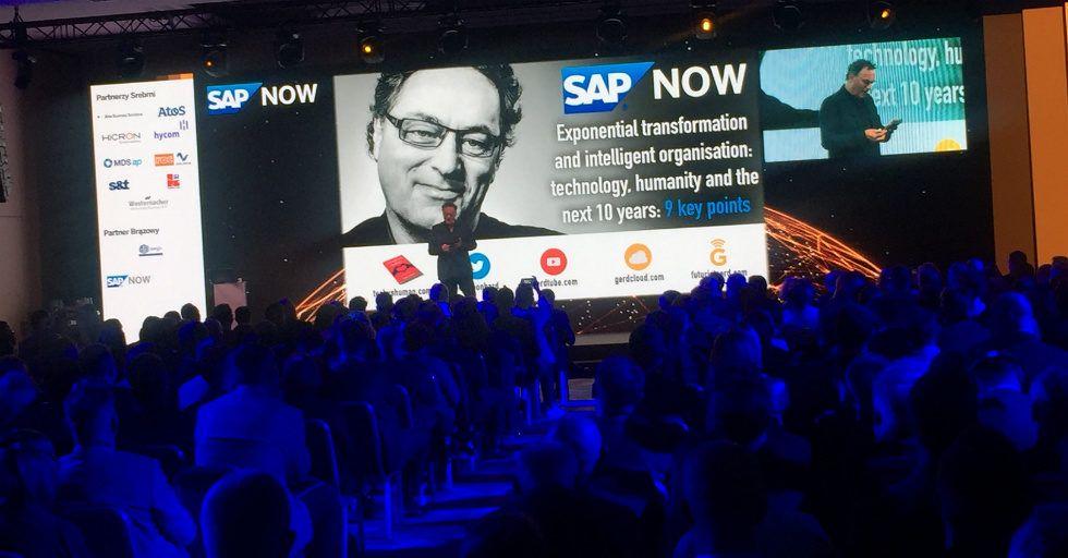SAP Polska: Cyfryzacja to za mało. Na rynku rządzą inteligentne firmy