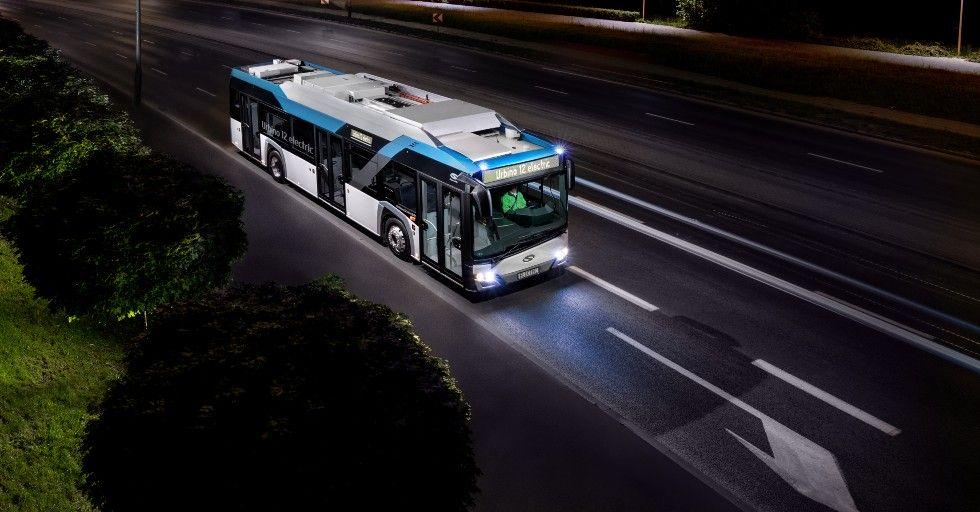 Fot. Solaris Bus & Coach