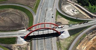 Sośnica: największy węzeł drogowy w Polsce i Europie środkowo-wschodniej