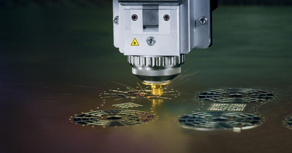 Laser Plus: stal z gwarantowaną płaskością po cięciu laserem