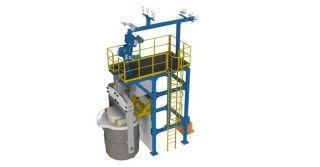 Zespół Odlewni RAFAMET zmodernizował proces produkcji