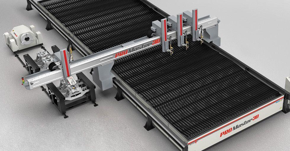 Stigal: wielkogabarytowy Pro Master 3D – maszyna do zadań specjalnych