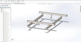 Szybkie projektowanie i dokumentowanie konstrukcji spawanych