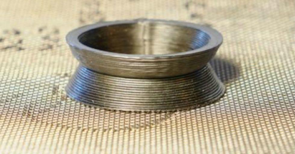 Technologia druku 3D szkieł metalicznych