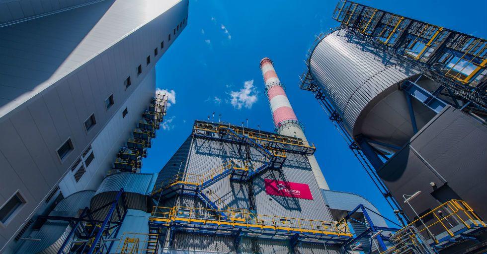 Tauron uruchomił instalację, która łączy OZE i CO2