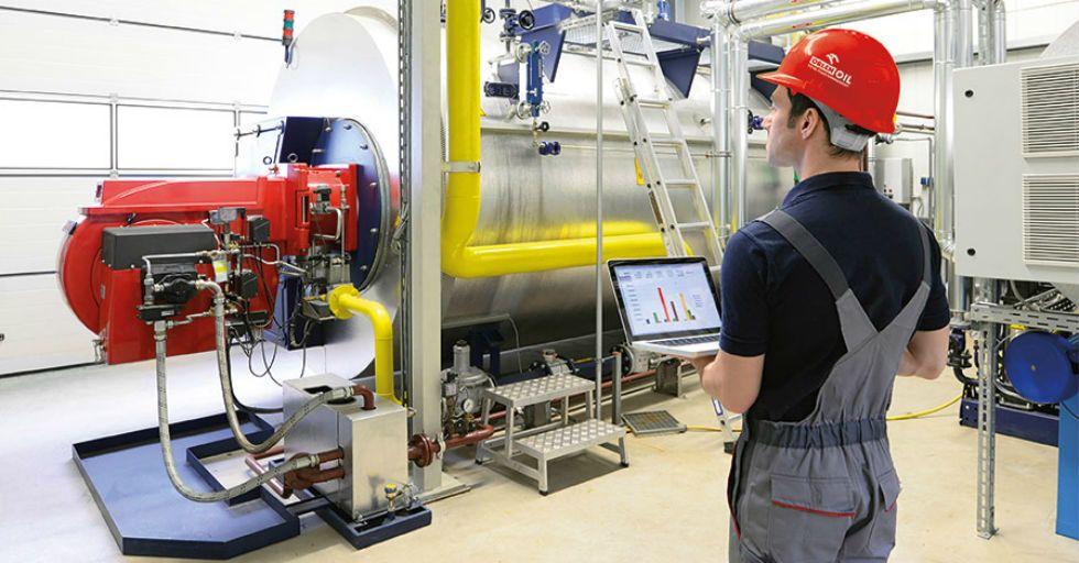 Outsourcing zarządzania gospodarką smarowniczą ORLEN OIL TOTAL FLUID MANAGEMENT