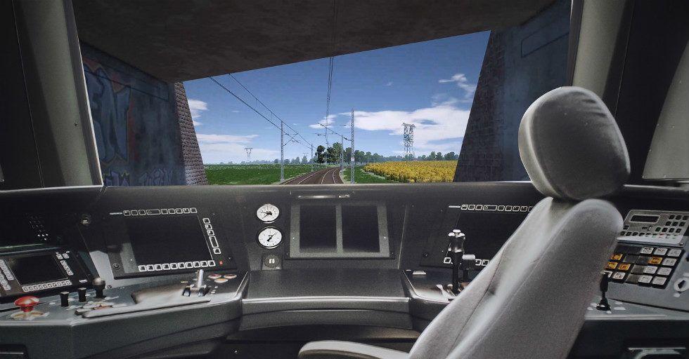 Stadler Polska dostarczy symulator elektrycznego zespołu trakcyjnego FLIRT dla Kolei Mazowieckich