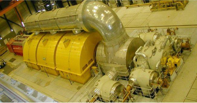 Serwisowanie serwocylindrów hydraulicznych do turbin gazowych i parowych