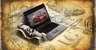 Historia UNIGRAPHICS & NX