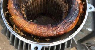 Uszkodzenia uzwojeń silników elektrycznych spowodowane odbiciami napięcia