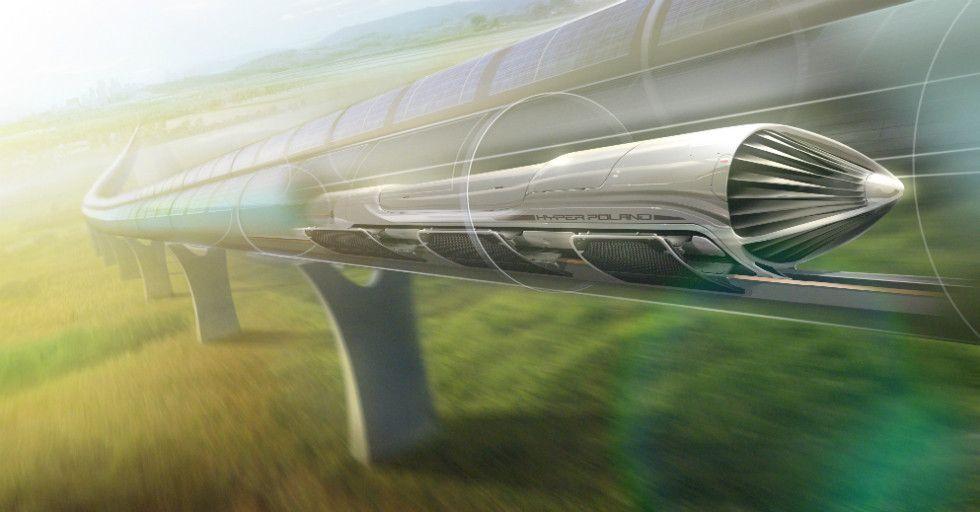 Polski projekt dla Elona Muska nabiera hiperprędkości