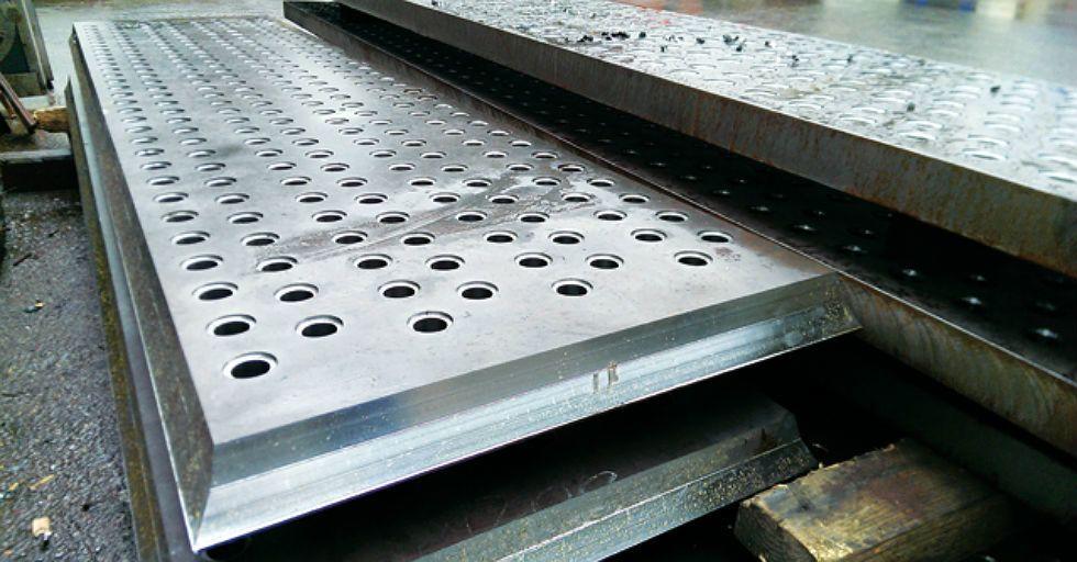 Wandtke Grupa: produkcja konstrukcji oraz komponentów ze stali