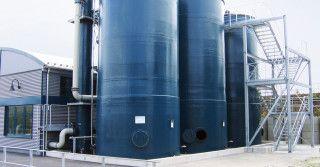 Zbiorniki i aparaty z termoplastycznych tworzyw sztucznych