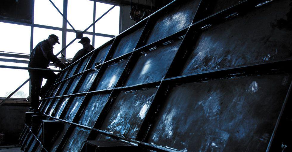 WENGLORZ: projektowanie, produkcja oraz montaż konstrukcji stalowych wytwórni pasz