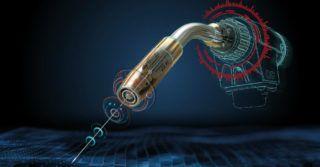 Spawanie zrobotyzowane: drut elektrodowy wroli czujnika