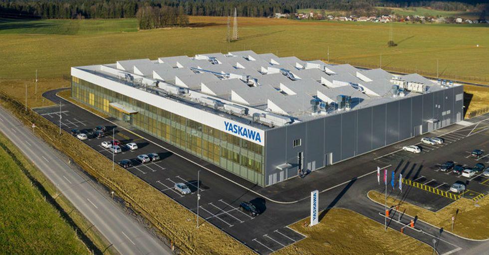 Yaskawa otwiera nowy zakład produkcyjny w Słowenii