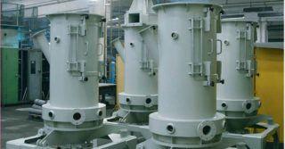 Piece do topienia metali i urządzenia przemysłowe od ZAM Kęty