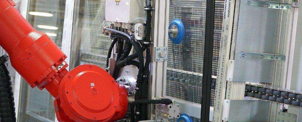 zautomatyzowany proces produkcji