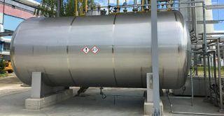 Jak wybrać zbiornik nierdzewny aby bezpiecznie magazynował wodę amoniakalną?