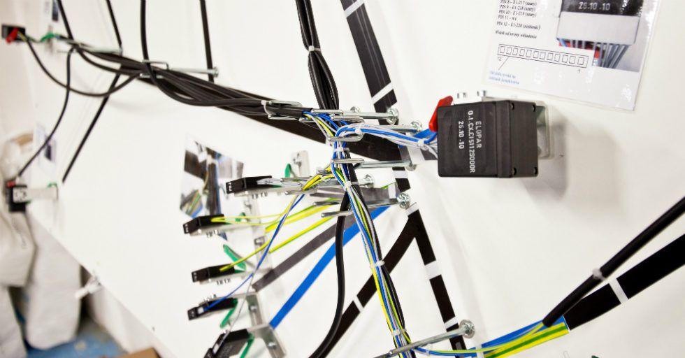 Wiązki elektryczne dla AGD, motoryzacji i urządzeń pomiarowych