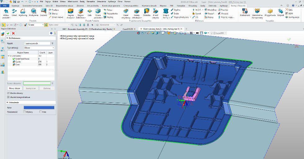 Co nowego w ZW3D 2019 CAD