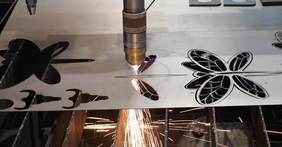 ZAKMET: wypalarki CNC dla wielu branż