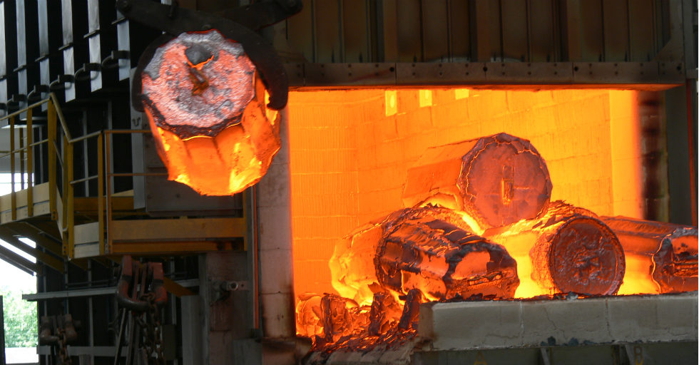 Odkuwki swobodnie kute na potrzeby przemysłu stoczniowego, wydobywczego, naftowego i energetyki