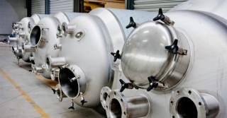 Produkcja zbiorników procesowych i magazynowych spod igły Hydro-Instal