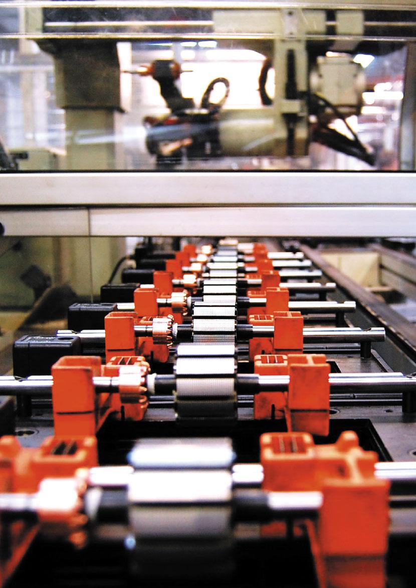 Zakłady Elektrotechniki Motoryzacyjnej: dostawca napędów elektrycznych